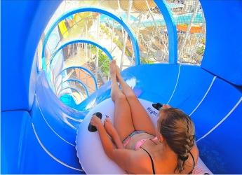 Gümüldür Aquapark Kaydırak Body Slide