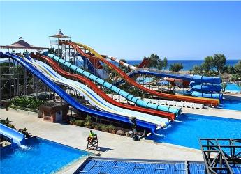 Gümüldür Aquapark Kaydırak High Kamikaze