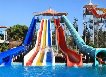 Gümüldür Aquapark Kaydırak Multi Slide